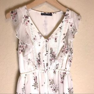Abercrombie and Fitch sun dress size: M